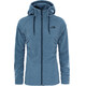 The North Face Mezzaluna Full Zip Hoodie Women Urban Navy Stripe